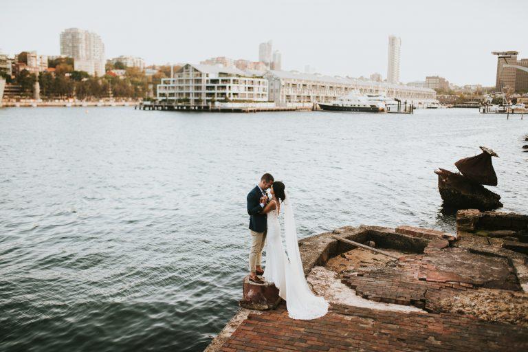 Botanic Gardens Sydney Wedding – New South Wales, Australia