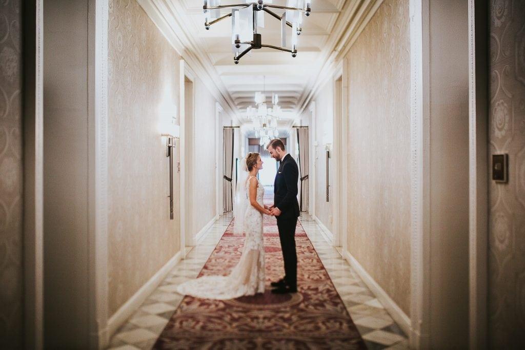 Kimpton Hotel Monaco Washington DC Wedding