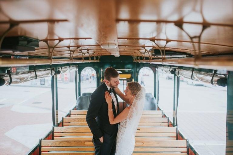 Dock 5 Wedding at Union Market – Washington, DC
