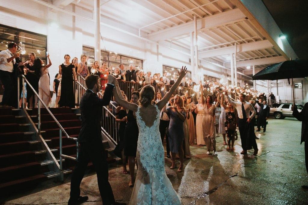 Dock 5 Wedding at Union Market Washington DC