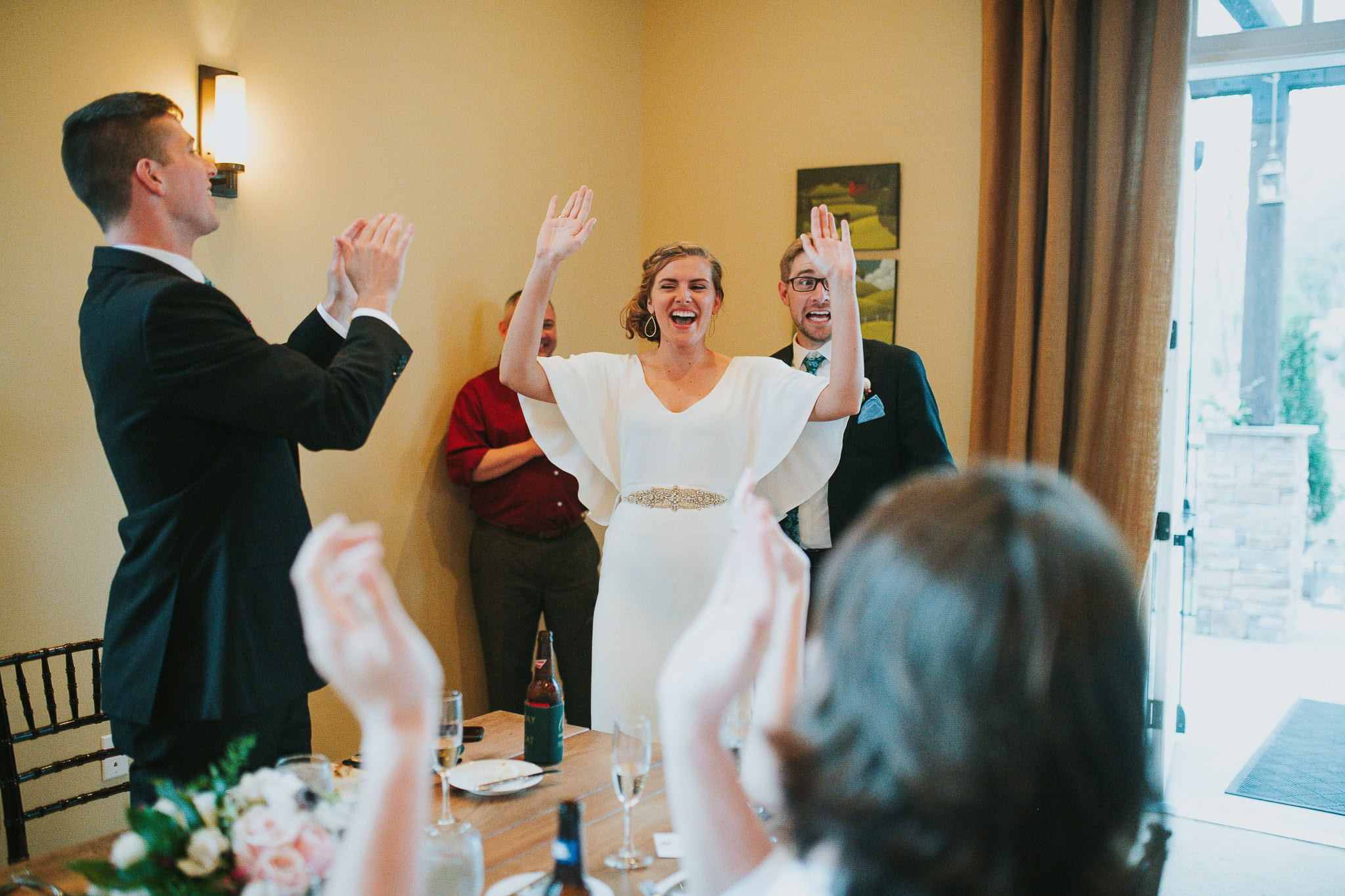 The Inn At Willow Grove Wedding