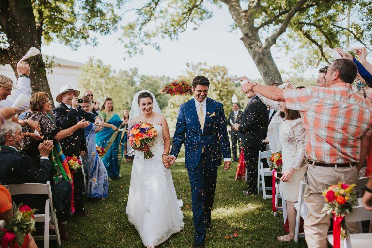 Morais Vineyard Wedding | Bealeton, Virginia