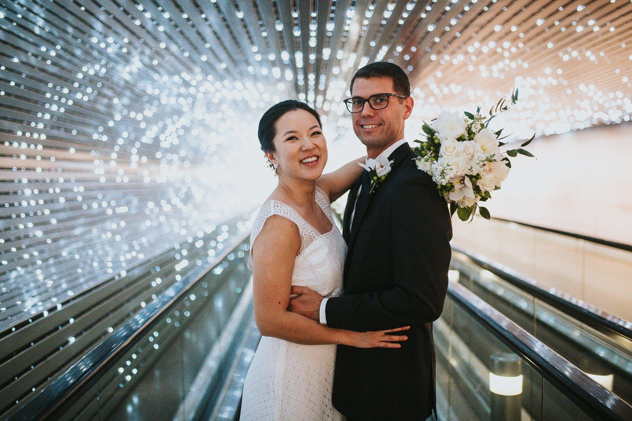 National Gallery of Art Wedding