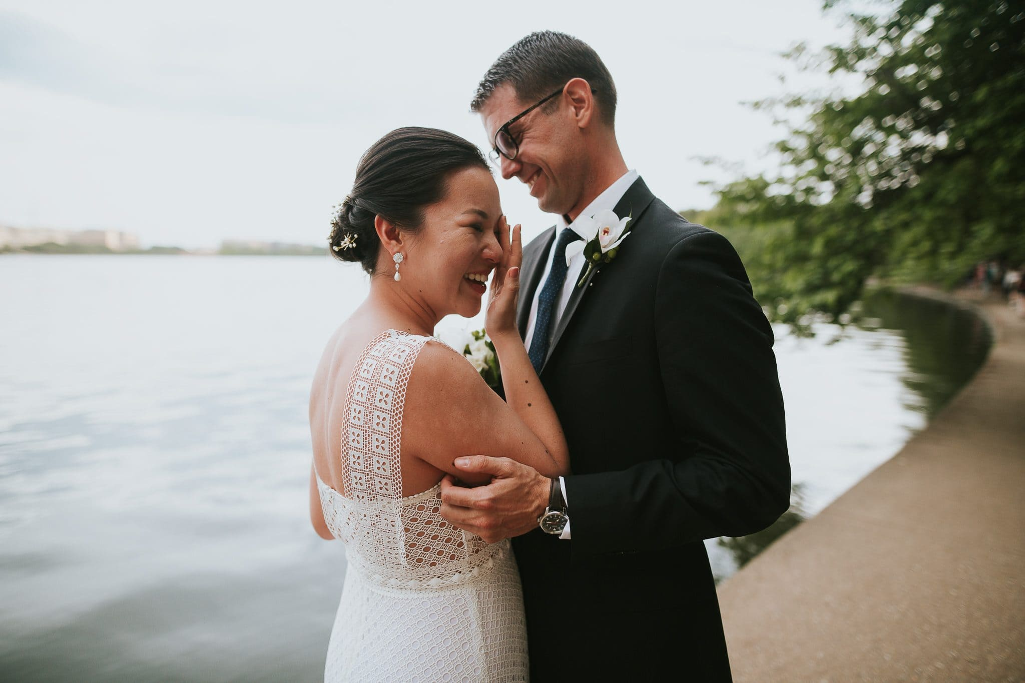 Tidal Basin Wedding
