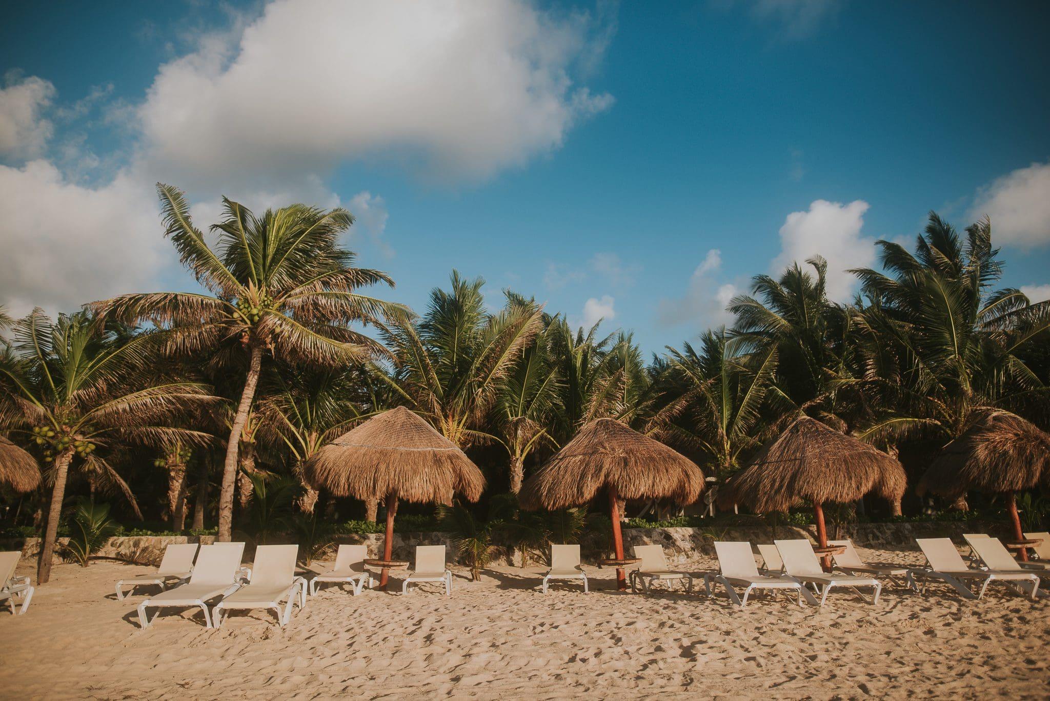 Destination Wedding in Mexico El Dorado Royale Wedding Photographer