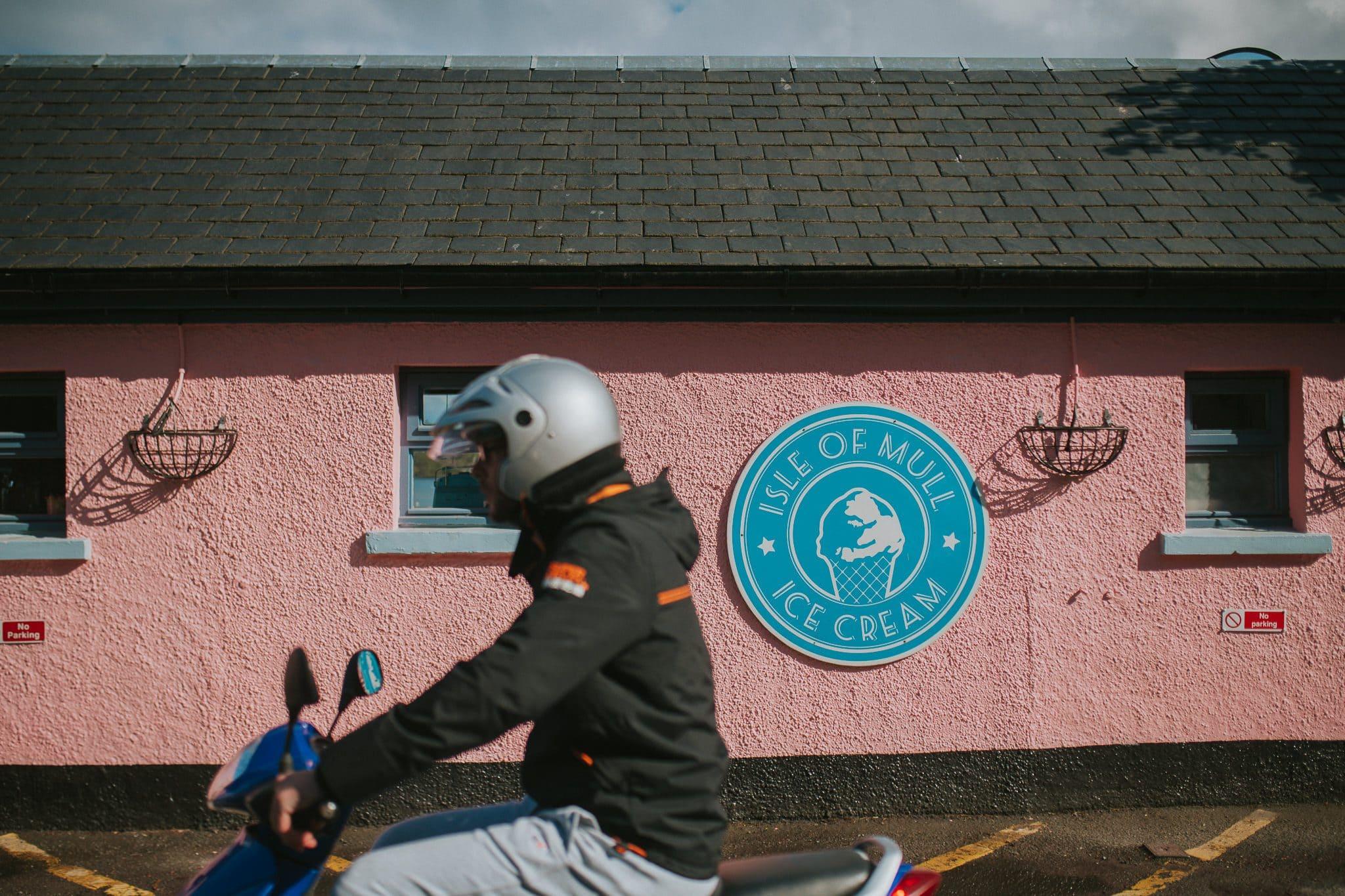 Isle of Mull Ice Cream