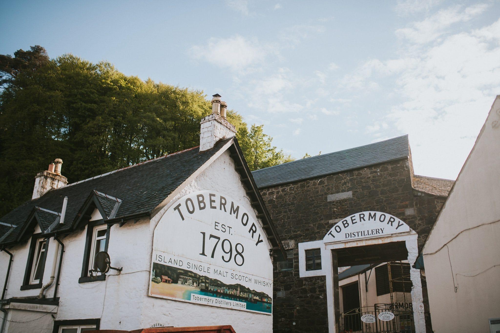 Tobermory Distillery Visitor Centre
