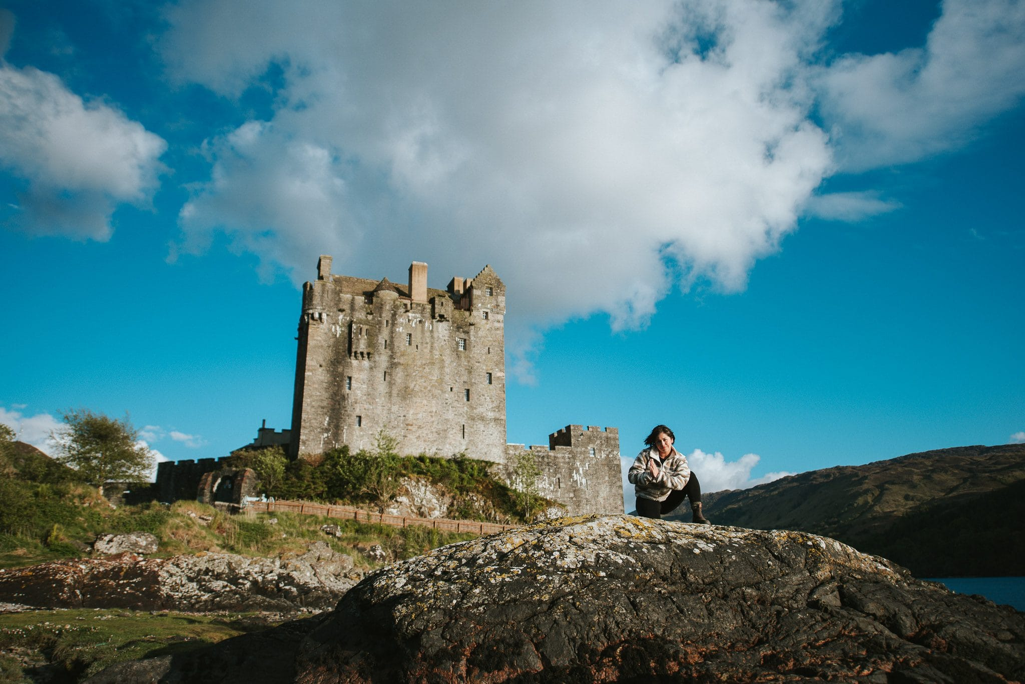 Eilean Donan wedding photographer