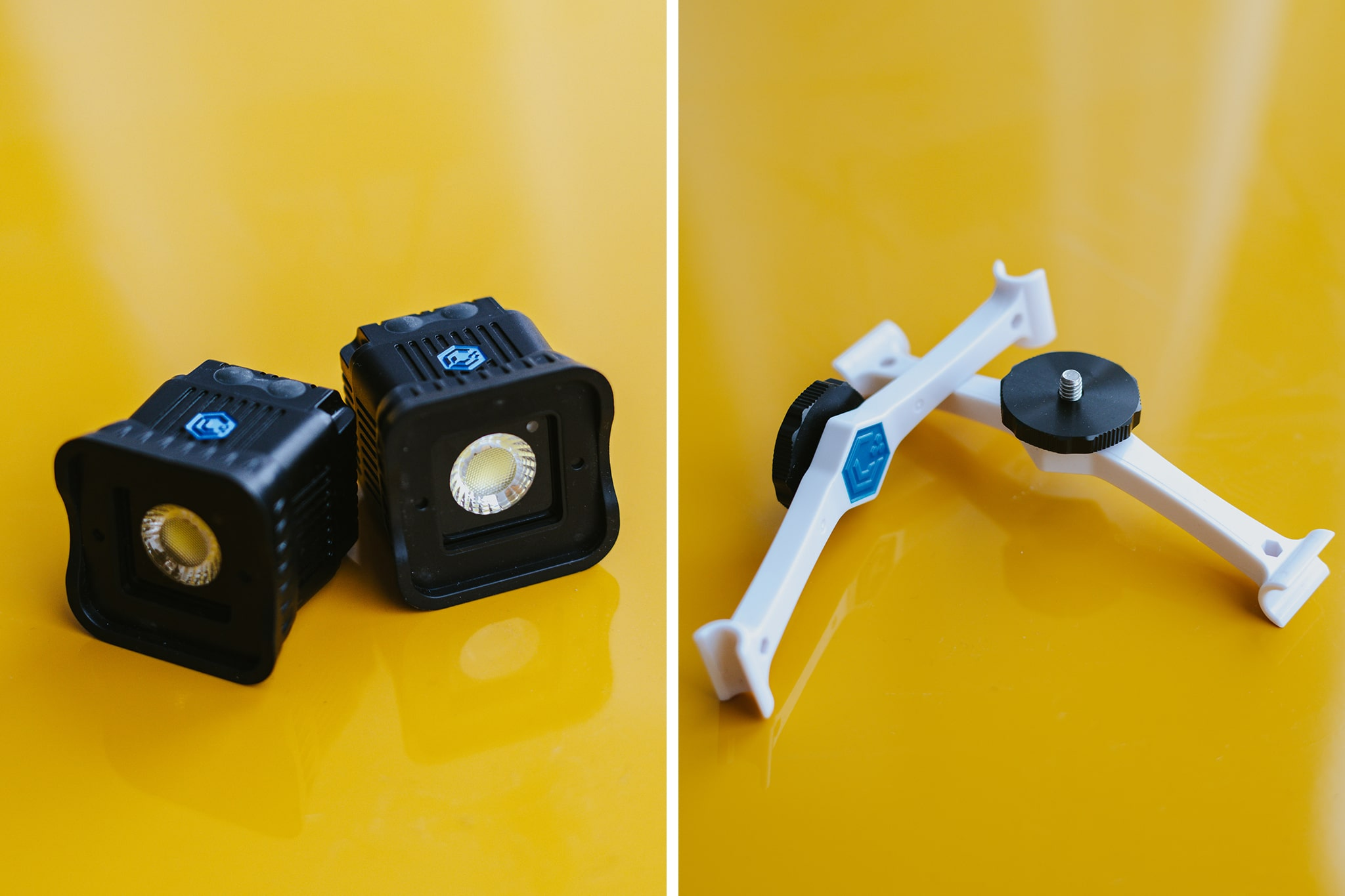lume cube drone attachment