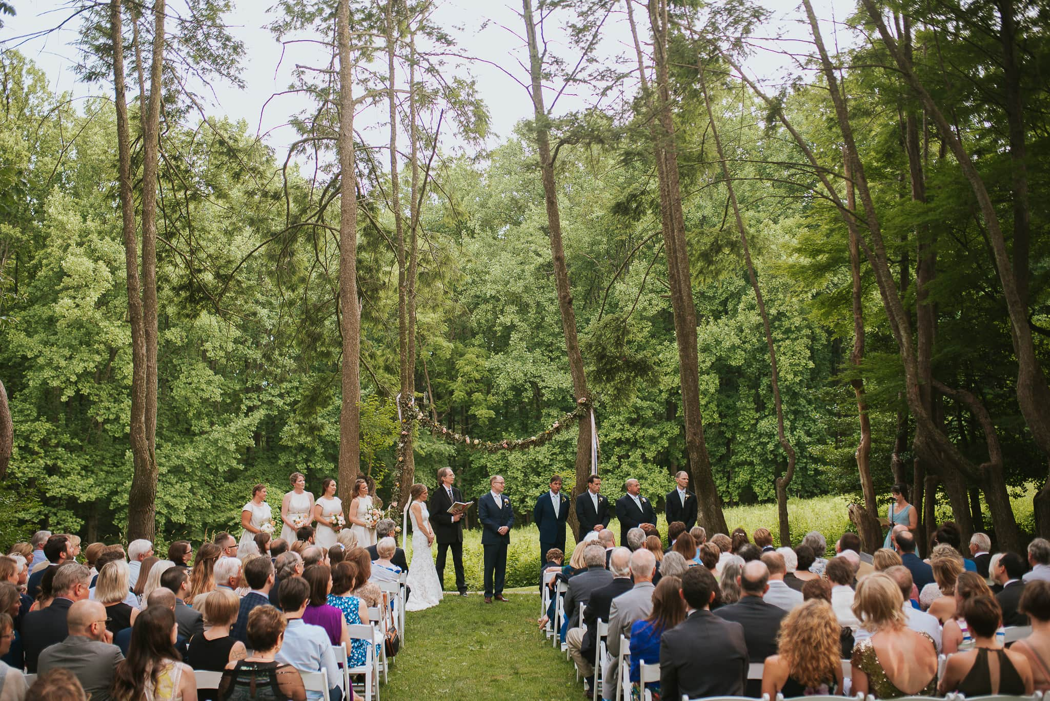 woodend sanctuary maryland wedding venue