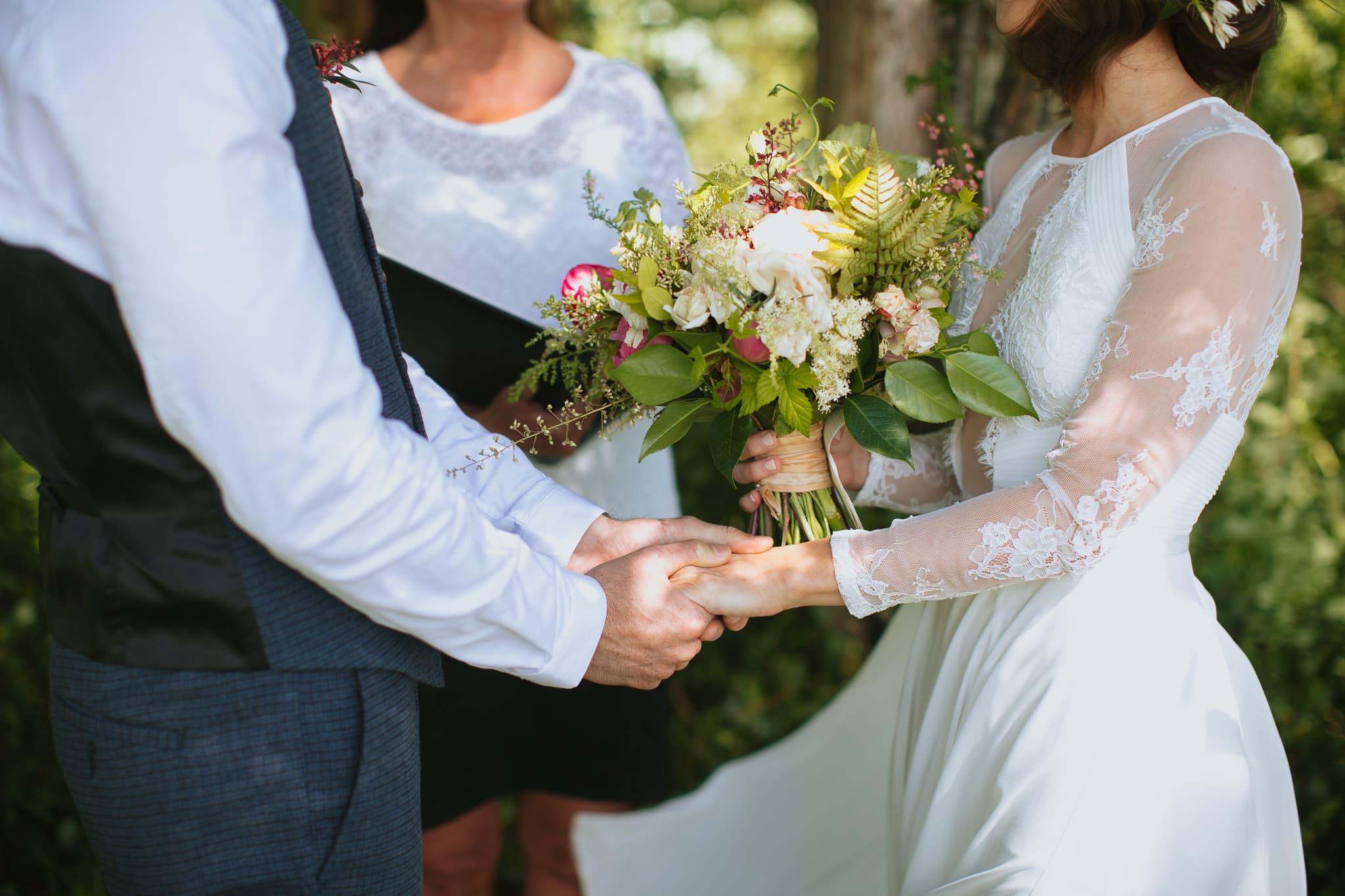 Intimate Wedding Virginia