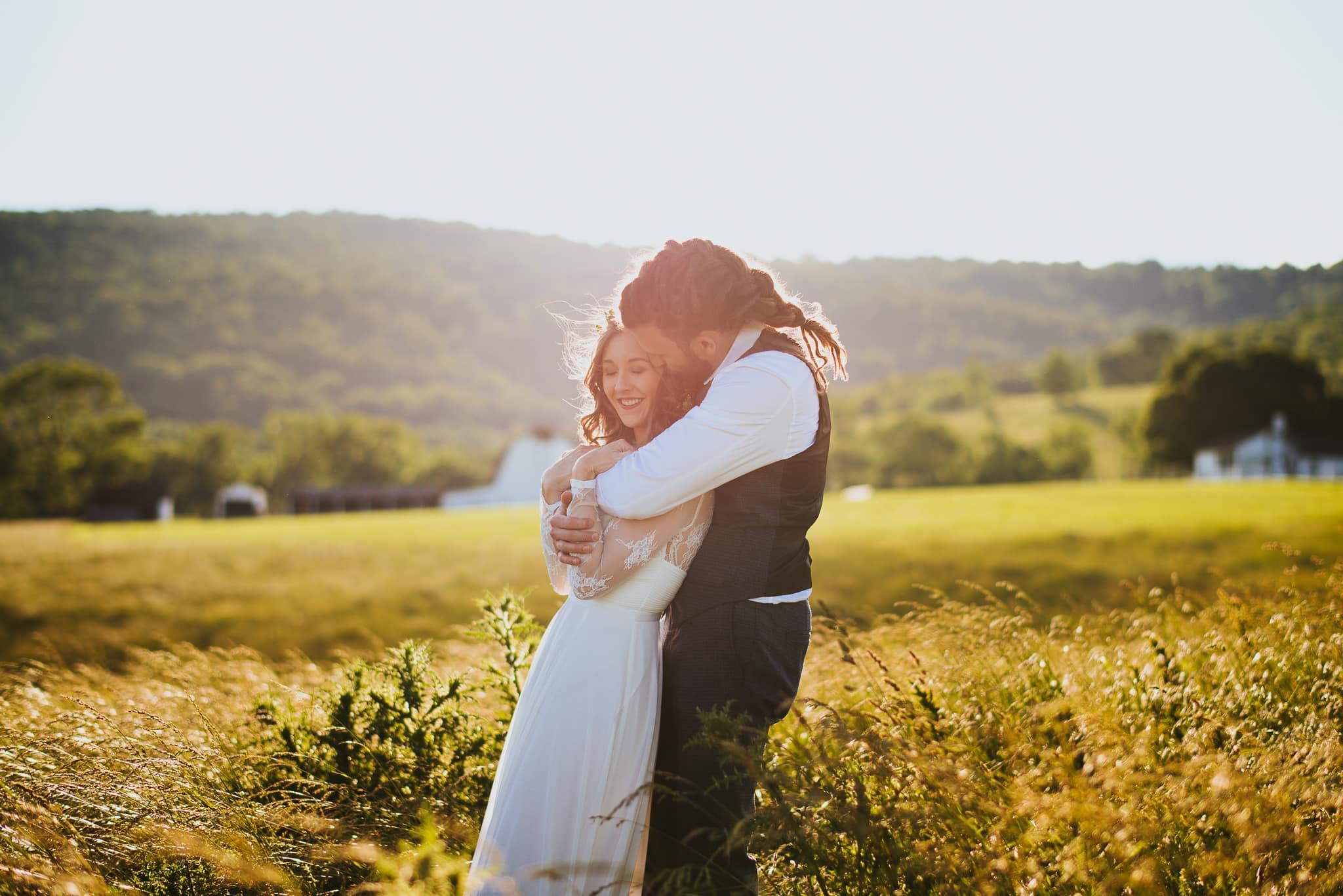 Sky Meadows State Park Wedding