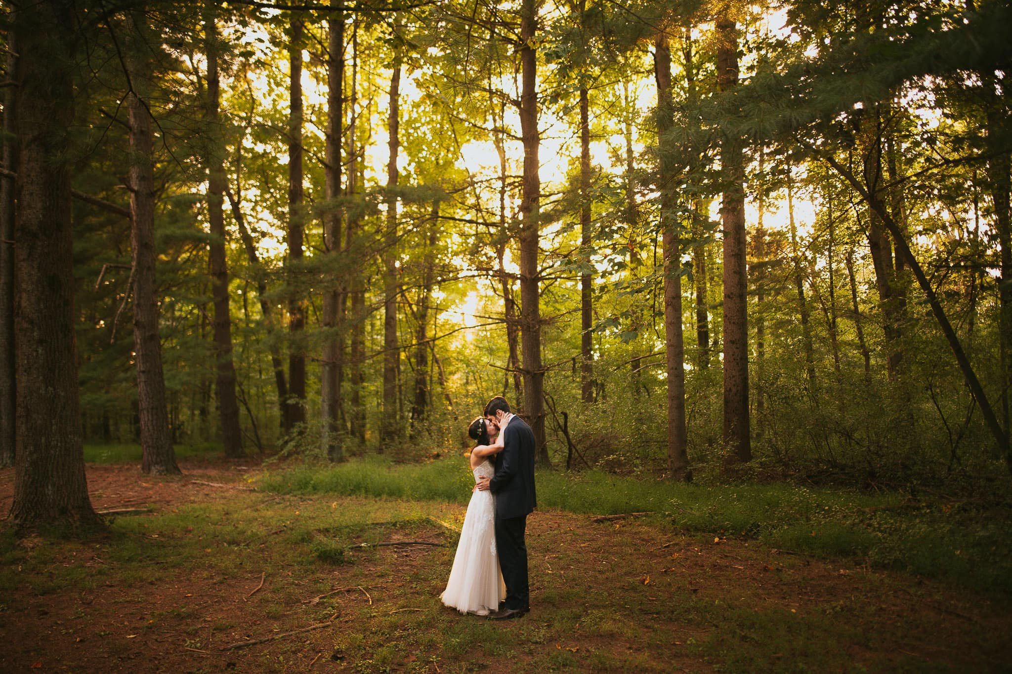 Seneca Creek State Park Wedding