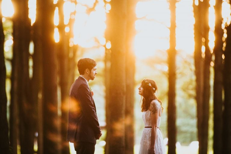 Seneca Creek State Park Wedding – Maryland Elopement